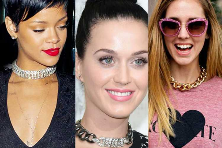 Acessórios com muito brilho é uma das tendências de beleza e moda 2019 das famosas
