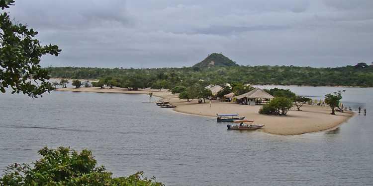 Alter do Chão no Pará é um dos destinos baratos para réveillon 2019