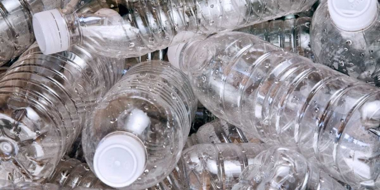 As garrafas de água mineral podem causar infertilidade