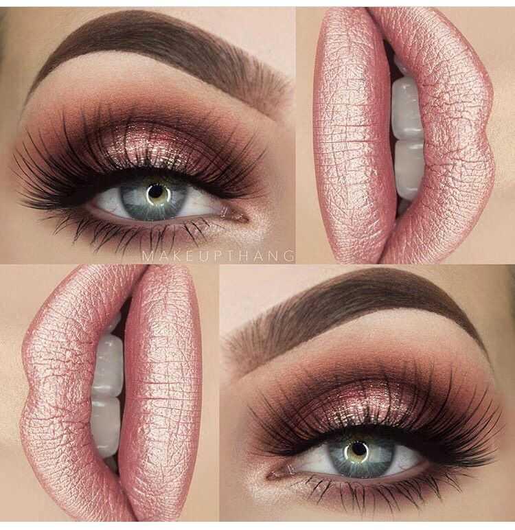 Batom rosa é uma das maquiagens lacradoras para o Réveillon