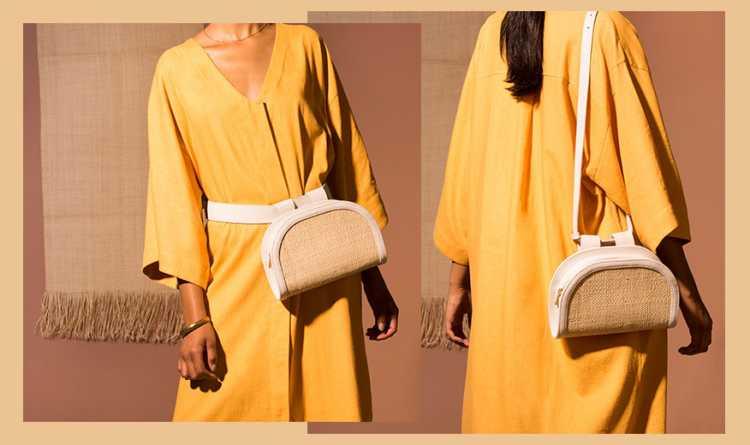 Bolsa pochete cinto é uma das bolsas do verão 2019