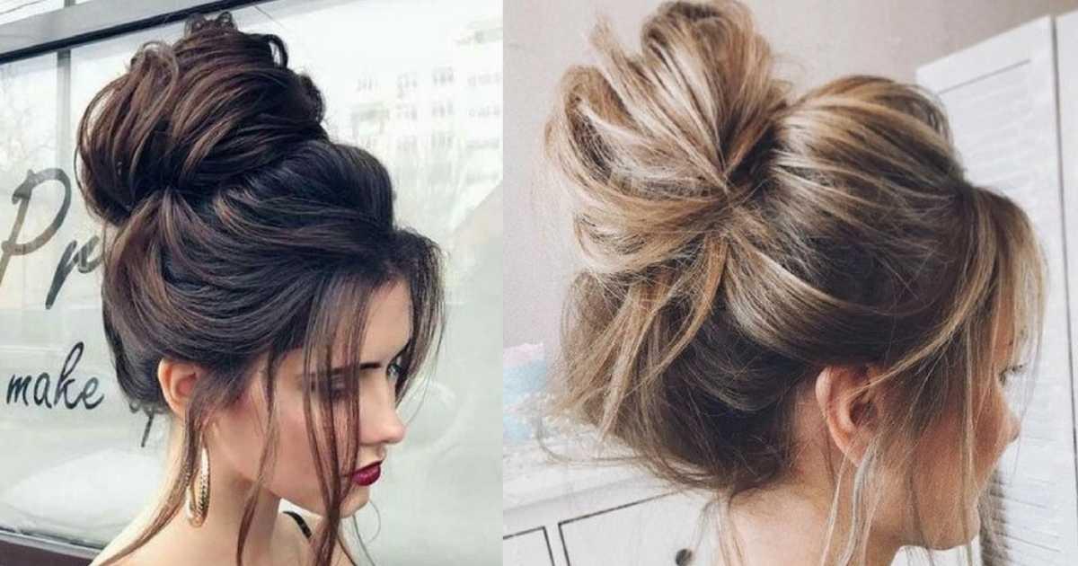 penteados para o Réveillon 2019