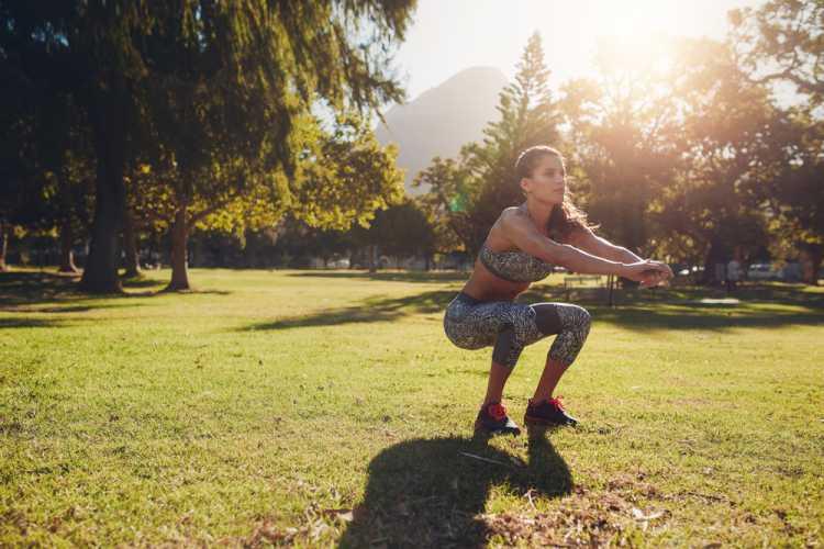 Dicas de exercícios ao ar livre