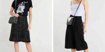 dicas para usar roupa preta no verão sem passar calor