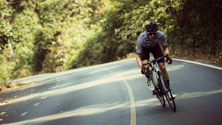 exercícios ao ar livre Ciclismo