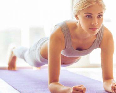 Prancha alternada: O mais indicado dos exercícios para perder gordura localizada na cintura