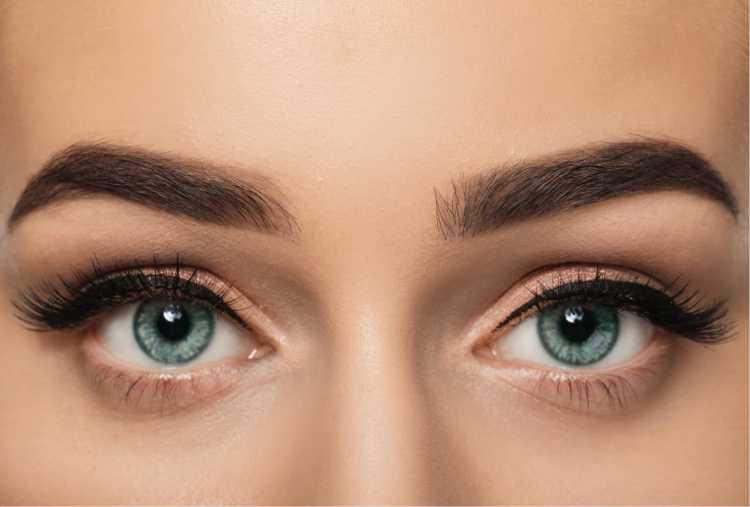sobrancelha é um dos truques para a maquiagem perfeita de Carnaval