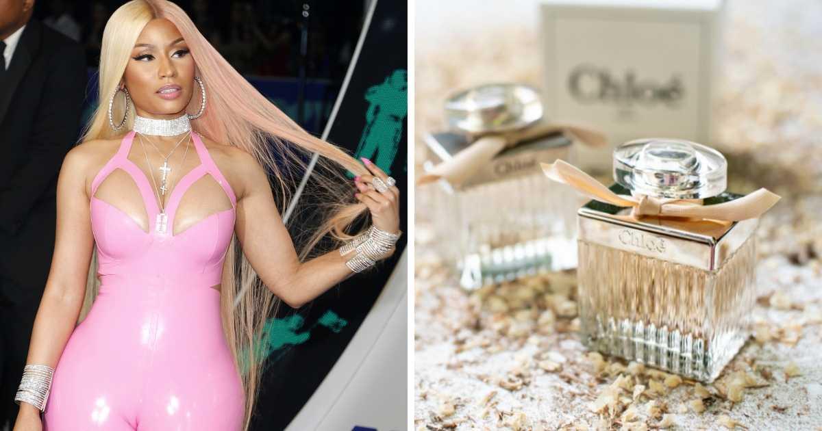 Chloé Eau de Parfum é o perfume preferido de Nicki Minaj