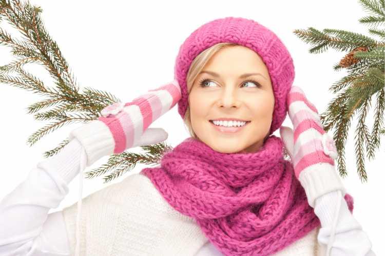 Touca ou Gorro Feminino para esconder o cabelo rosa