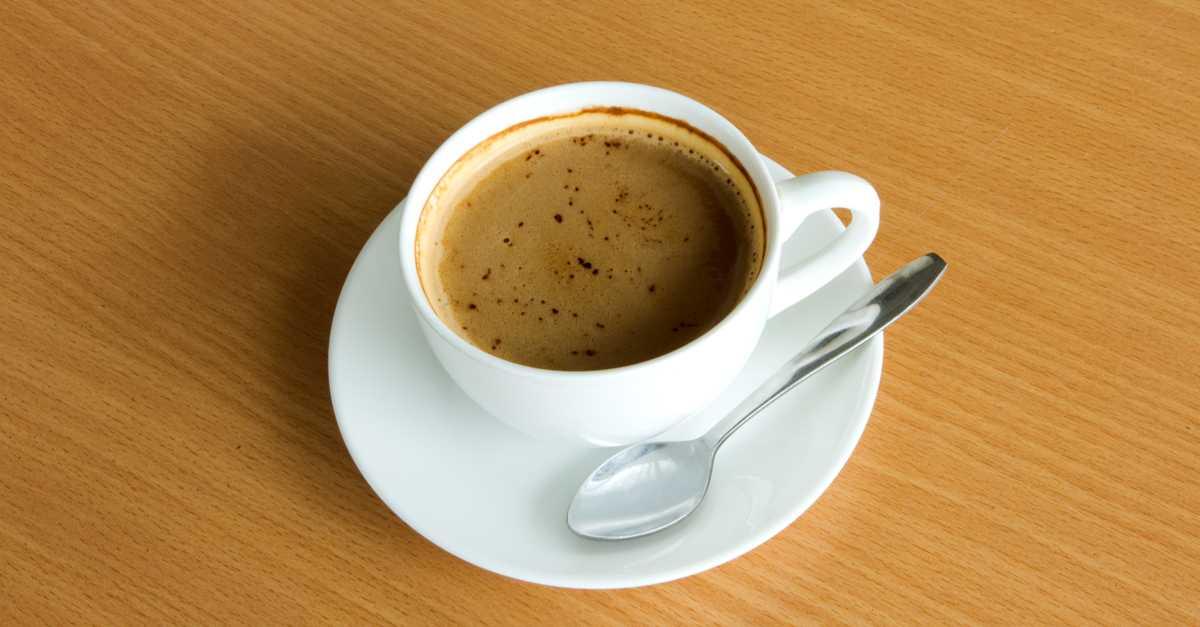 Receita de café com canela para perder barriga