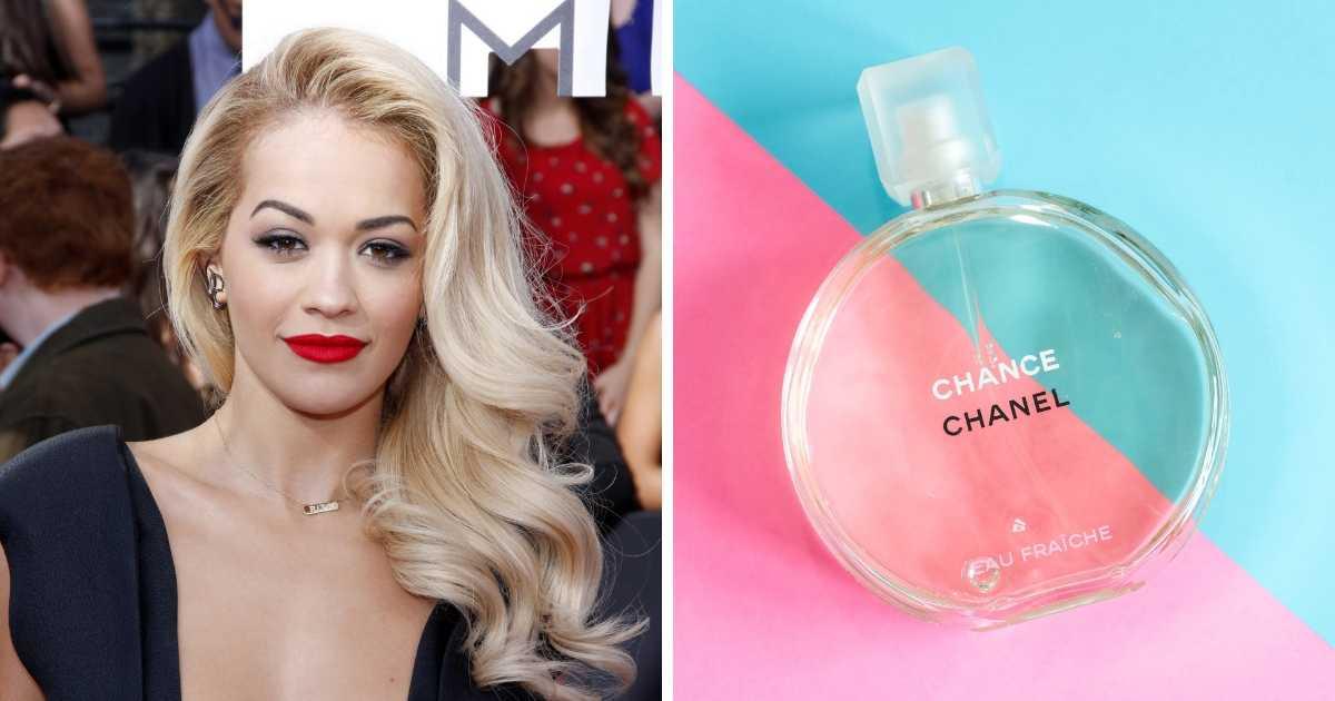 Chance da Chanel é o perfume preferido da Rita Ora