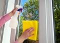 Receitas caseiras para limpar vidros e espelhos