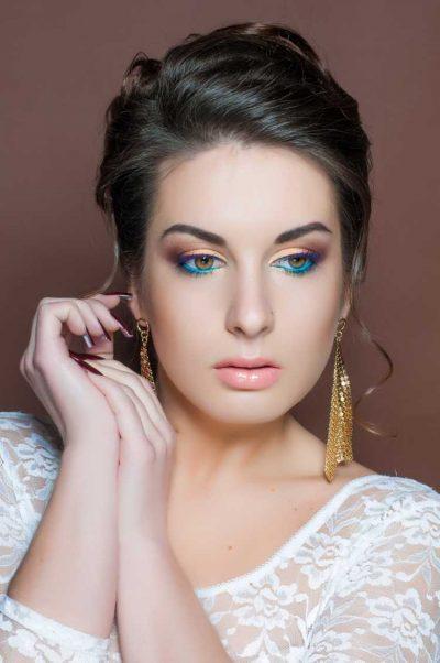 Maquiagem meiga para convidada de casamento