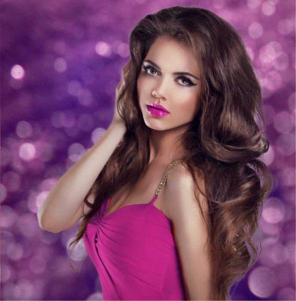 Maquiagem rosa para convidada de casamento