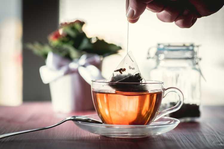 benefícios do chá preto para saúde