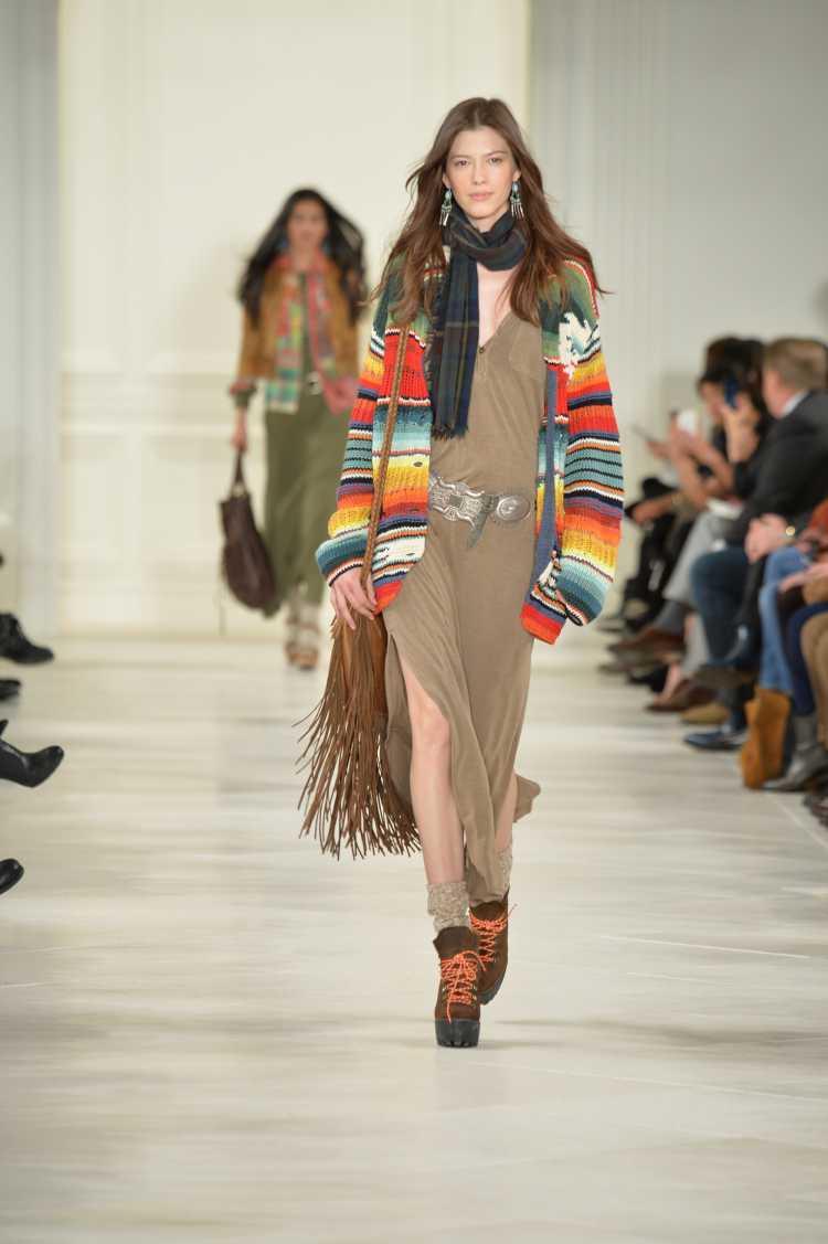 casaco colorido da moda inverno 2019