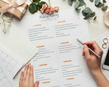 erros ao planejar a festa de casamento