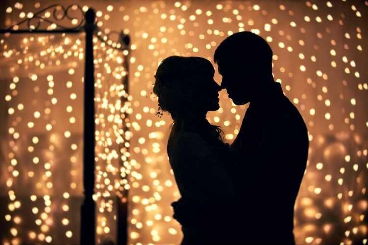 foto romântica