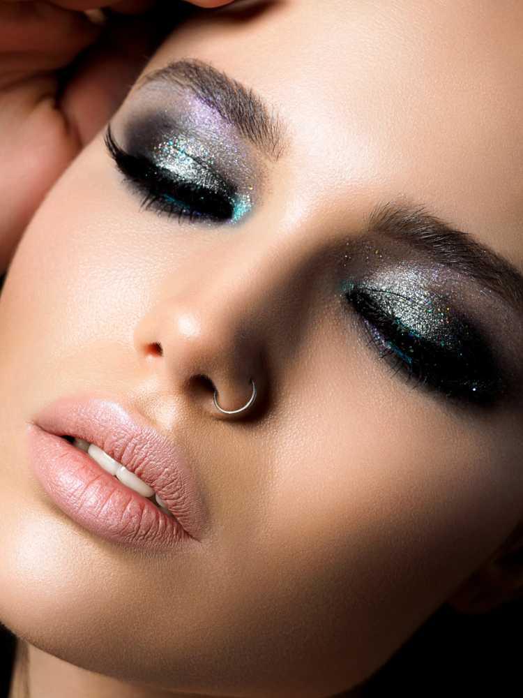 Maquiagem para noite de cada signo touro olhos