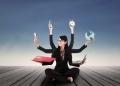 Maneira de ser multitarefa e sair ileso do cortisol