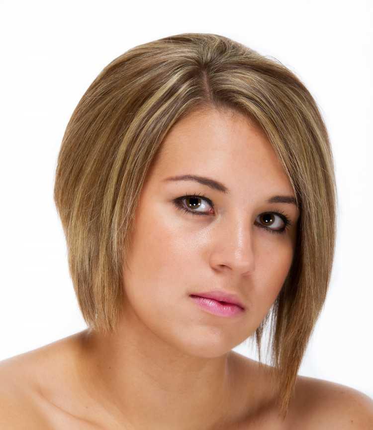 corte de cabelo bob com bico