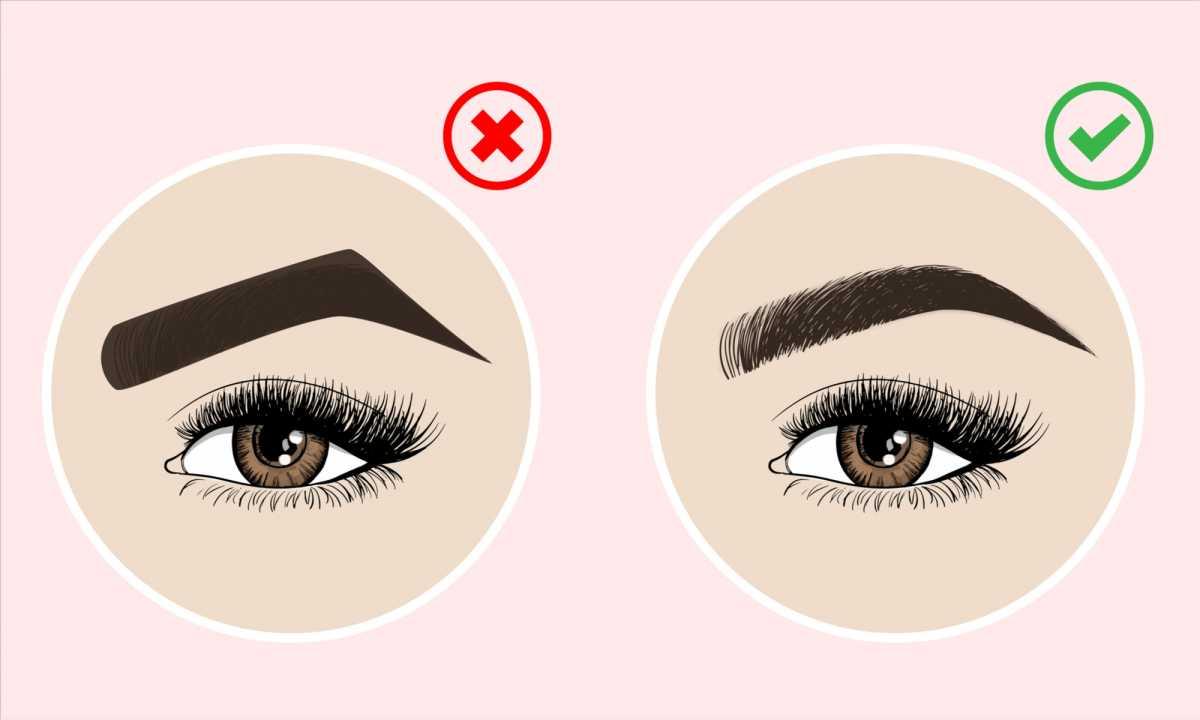 design perfeito para sobrancelhas