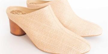 sapatos veganos serão uma das tendências da moda para o verão 2020