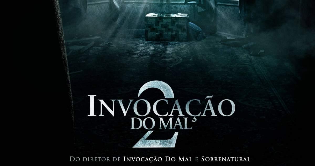 Invocação do Mal 2 é um dos filmes sinistros que não vão te deixar dormir à noite