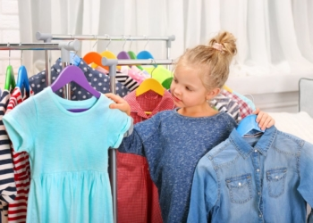 Tendências da Moda Infantil 2020 - Foto ShutterStock
