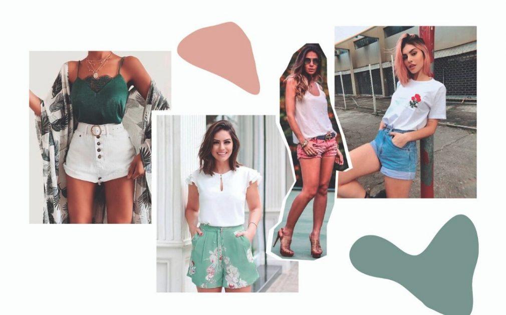 Ideias de Looks Com Shorts Para Usar em Festas