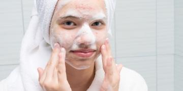 Use os melhores sabonetes para acne