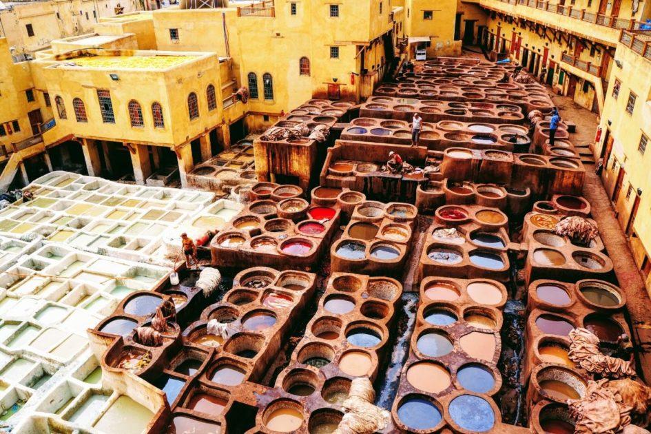 Cidade de Fez, Marrocos - Foto: ShutterStock