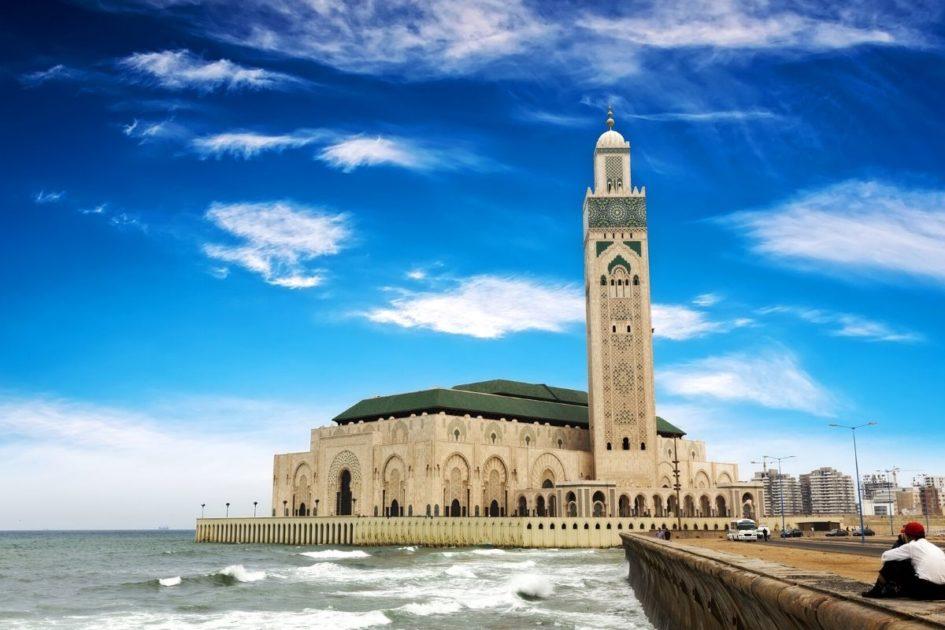 Mesquita Hassan II, Marrocos - Foto: ShutterStock