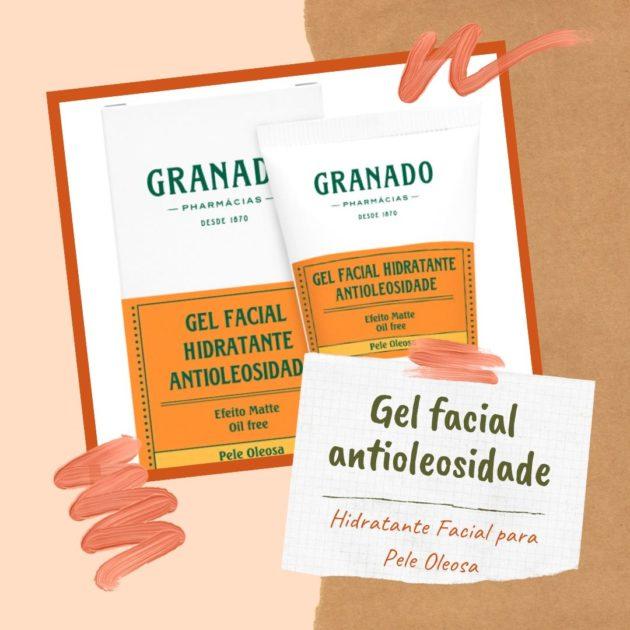 Granado tem um dos melhores hidratantes faciais para peles oleosas: Gel facial antioleosidade