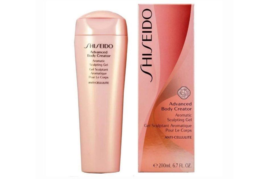 Advanced Body Creator Sculpting Gel (Shiseido) é um dos melhores cremes anticelulite do mercado