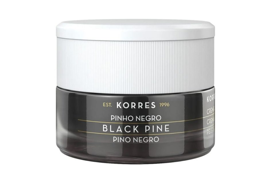 Korres Black Pine Pele Normal a Mista - Creme Anti-Idade Diurno