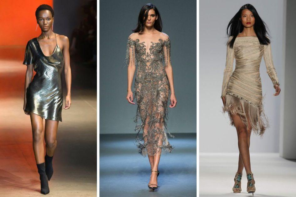 Texturas sensuais são tendências da moda outono/inverno 2020 - Fotos: shutterstock