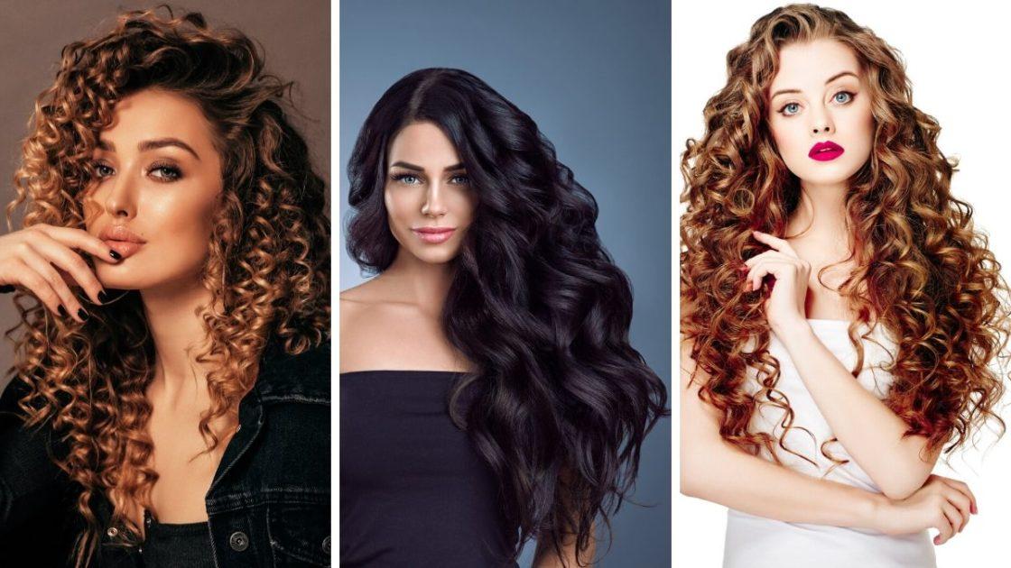 """Corte em """"V"""" cabelo cacheado e crespo longo - [Fotos: shutterstock]"""