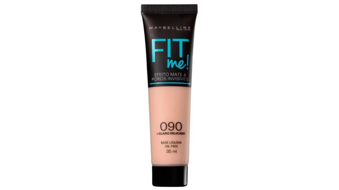 Fit Me Base Líquida - Maybelline