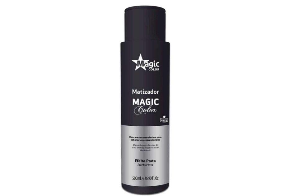 Matizador Efeito Prata - (Magic Color)