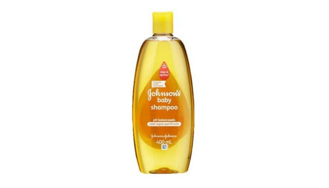 shampoo de bebê