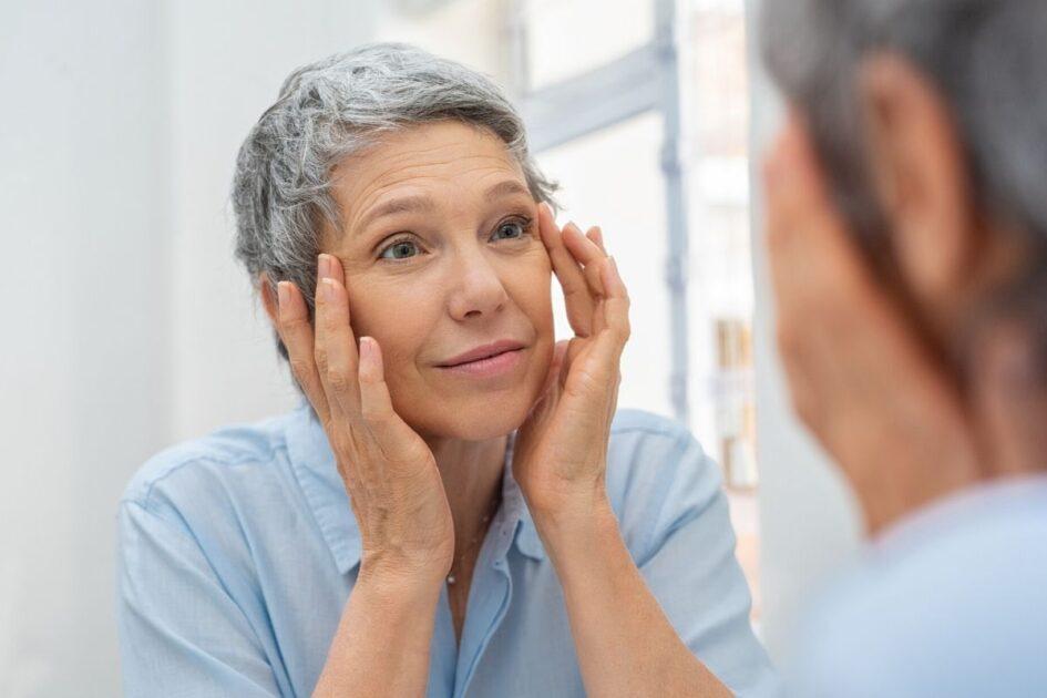 O que influencia no envelhecimento da face?