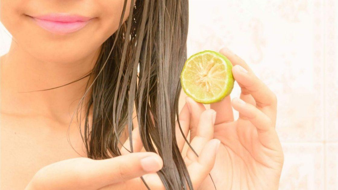 Óleo esssencial de limão no cabelo - [Foto: shutterstock]