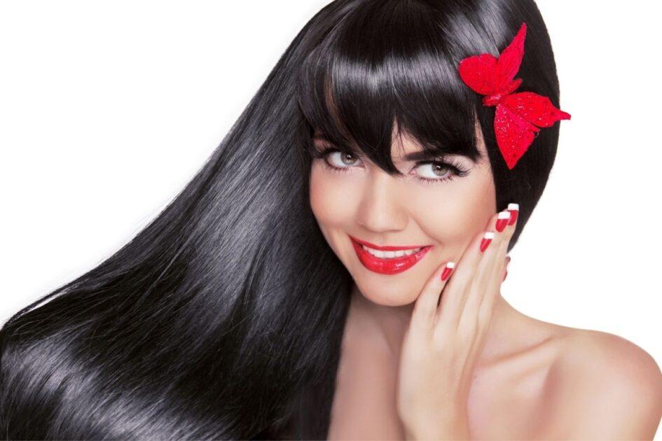 Franjinha é uma das tendências em corte de cabelo 2021