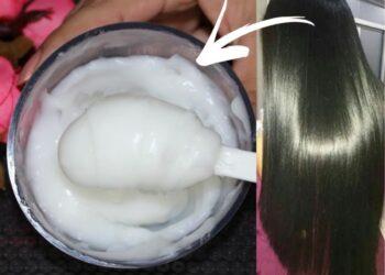 Receitas caseiras para deixar o cabelo liso sem química