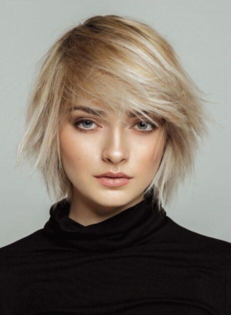 Cabelo short bob é uma das trends em corte de cabelo 2021