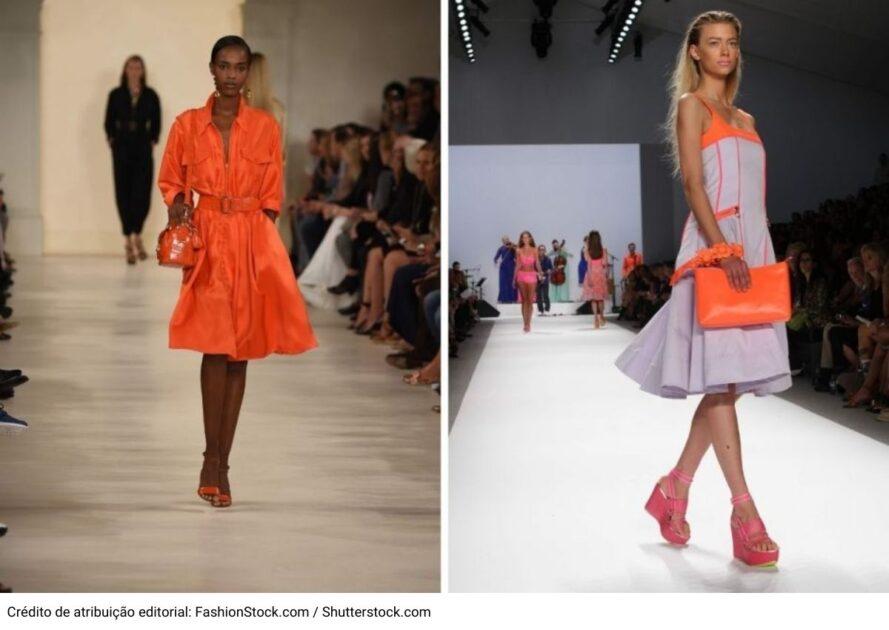 Neon é uma das Trends da Moda Verão 2021