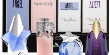 Artigo sobre os melhores perfumes femininos Thierry Mugler