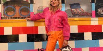 Color Block é uma das Tendências da Moda Inverno 2021
