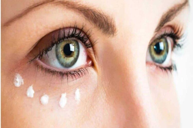Produtos para reduzir as rugas ao redor dos olhos
